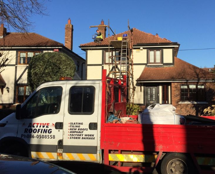 Emergency Roof Repairs Dublin 7